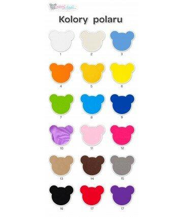 kolory polarów mamidadi