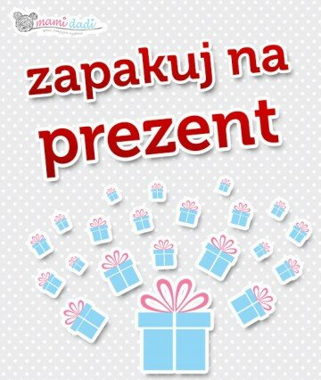 Pakowanie na prezent mamidadi