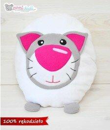 Poduchoprzytulanka Kot Biały